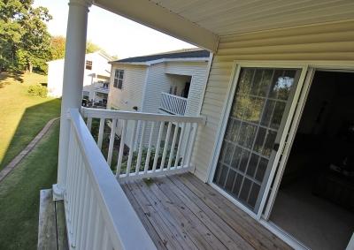 Hudson Preserve Apartments - Balcony