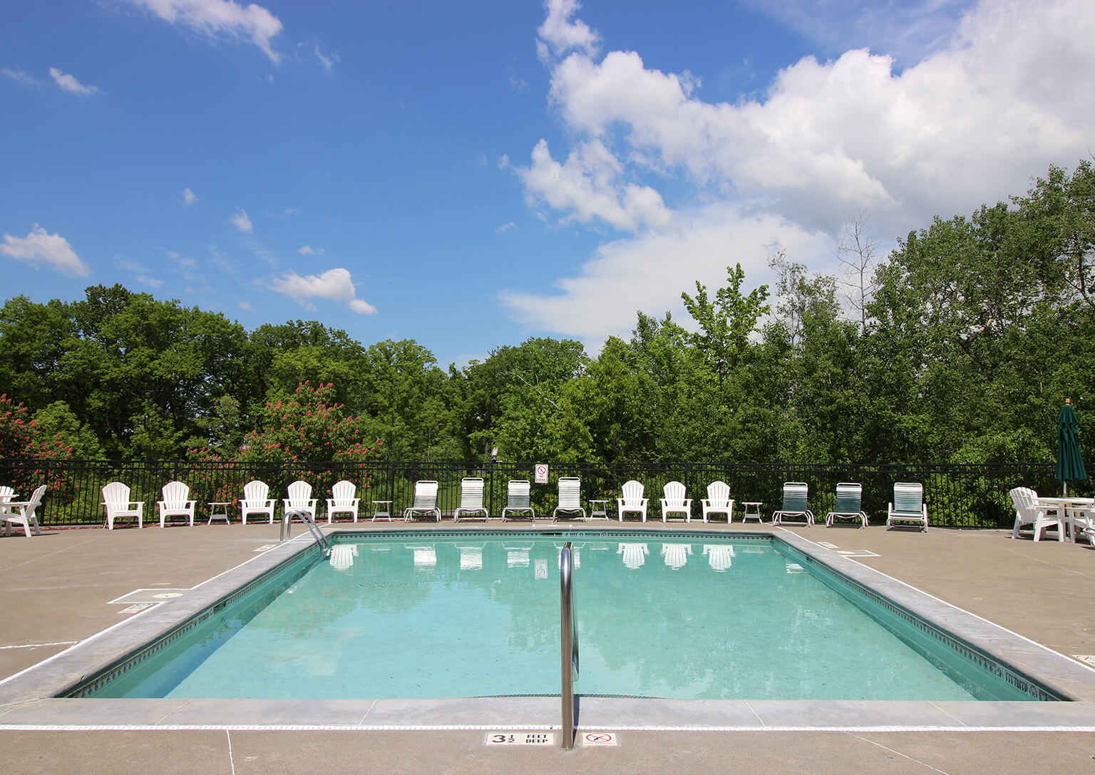 Hudson Preserve Apartments - Swimming Pool - Gallery