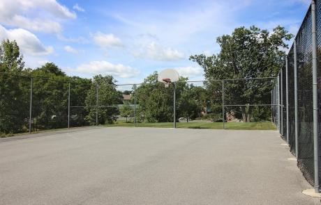 Lake Shore Park Apartments - Basketball Court