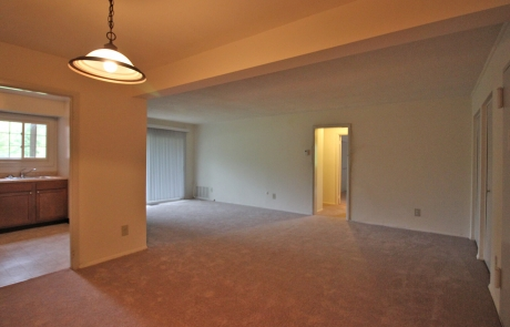 Lake Shore Park Apartments - Living Room