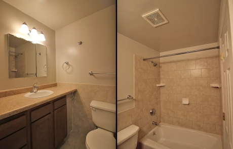 Valley View Apartments - Bathroom